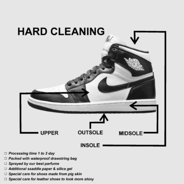Hard Cleaning