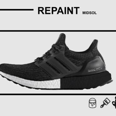 Repaint Midsol - Floki - Shoe and Bag Treatment