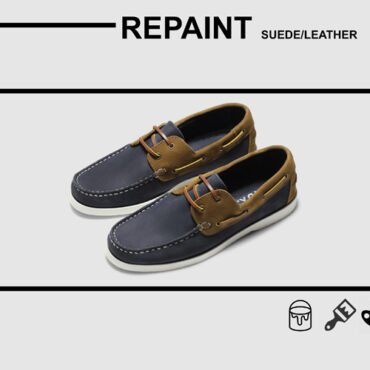 Repaint Suede - Leather - Floki - Shoe and Bag Treatment